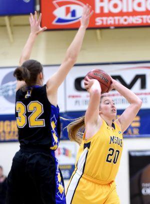 MSUB vs. University of Alaska Fairbanks Women's Basketball