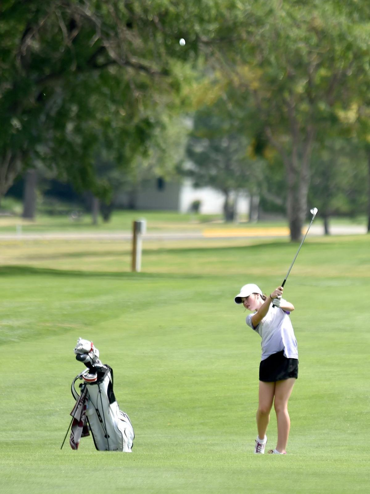 Photos: Billings High School Golf Invitational Monday ...
