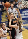 Helena edges Senior girls in OT