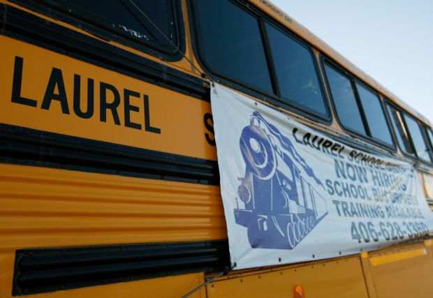 Hop on the bus, Gus: Laurel schools pining for more bus drivers