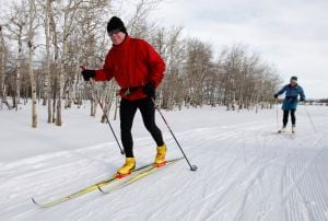 'Dancing in the trees': Cross-country skiing offers variety of outings in Montana's outdoors