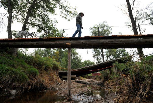 Freak flood darkens harvest for farmers