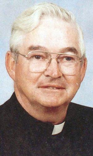 Reverend Nathaniel John Bourke