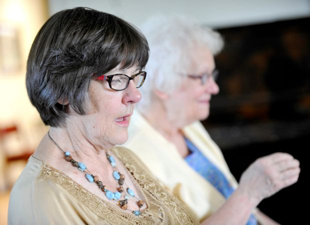 Sacred harp brings an old kind of singing back to life