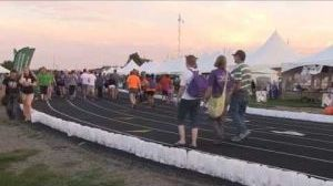 Relay for Life: Sights and sounds