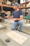 My Job: The last word, Billings tombstone carver