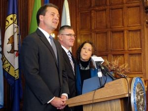 Governor says Walsh, accused of plagiarizing thesis, 'deserves respect'