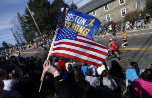 Montana's finishers in the 2014 Boston Marathon
