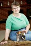 Romance writer leads dual life