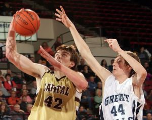 State Class AA basketball