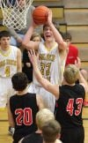 West's Jared Samuelson shoots