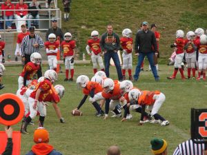 Youth Football Broncos