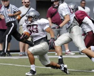 Despite injuries, Griz offense shows positives in scrimmage