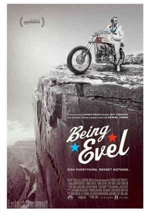 Evel Knievel film gets upbeat response at Sundance