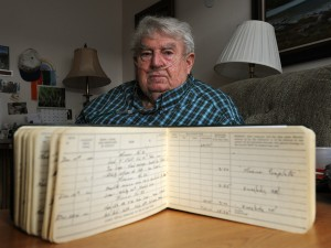 World War II veteran: 'There were just pieces of bodies and men ...'
