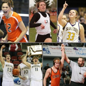 Year-in-review: Top 10 prep sports moments of 2012