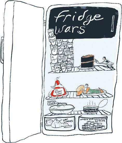 Kitchen Sink Etiquette: Rules For Break Room Reduces Problems