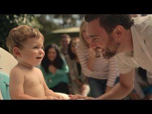 UM grads' Super Bowl commercial - Baby's First Word - Doritos