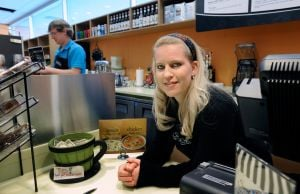 Library patrons get what they asked for: A cafe