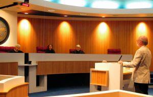 Judge Baugh censured over rape comments