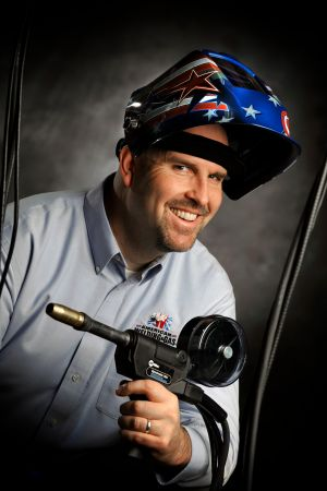 Kevin Adkins, senior vice president, American Welding and Gas Inc.