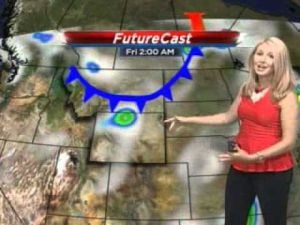 Cooler weekend weather likely