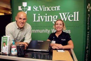 St. Vincent program encourages proactive health care