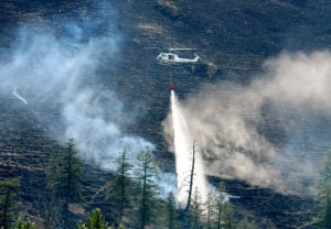 Montana wildfire forecast: Cold, wet spring and summer