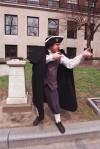 Paul Revere's gravesite