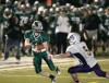 Last-minute drive lifts Central over Laurel, 17-14