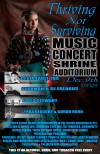 Shrine concert encourages Native Americans to thrive