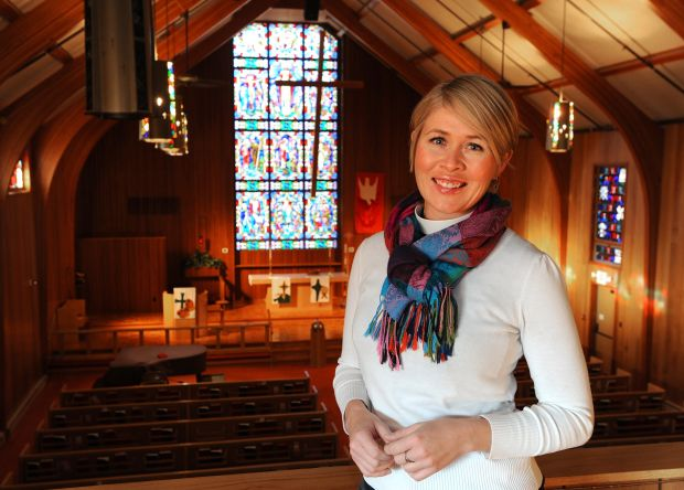 New pastor at First English seeks to foster a loving faith community