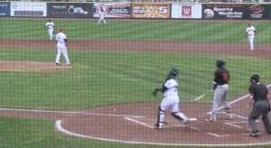 Road game: A day at Dehler Park