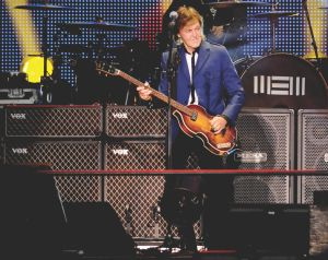 Paul McCartney plays largest concert in Montana history