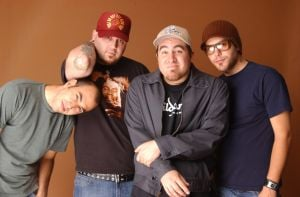 Alien Ant Farm to play Babcock Theatre Nov. 8