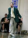 Rocky coach dressed for NAIA tourney success