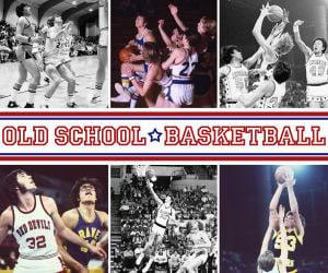 Old school: Boys basketball