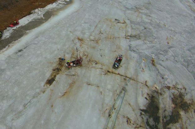 Oil spill near Glendive latest in string of Casper company's pipeline breaks