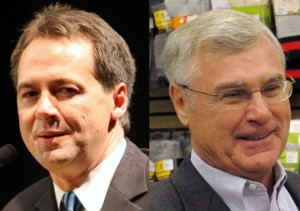 Hill, Bullock slug it out in Montana governor race