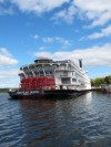 The American Queen returns to the river