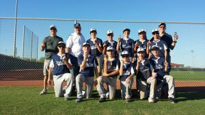Billings Baseball wins in Arizona
