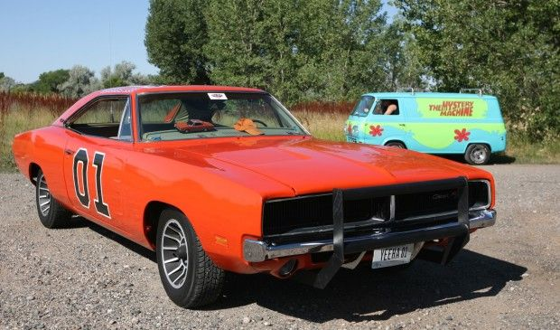 Billings man selling replica of 'Dukes of Hazzard' car ...
