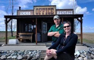Laurel couple buys Blue Creek gun complex