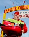 Al Ward of the Marine Corps League