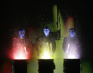 Blue Man Group at ABT