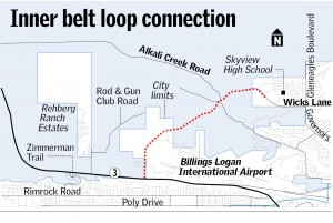 Council approves capital spending plan, Inner Belt Loop
