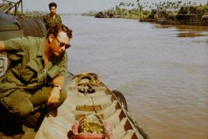 Vietnam Voices: 'You knew what fear was. But then, you got hard toward it'