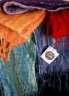 Felted scarves