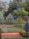 Storm trampoline