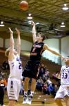 Broncs get rolling just before half, beat Butte 72-55